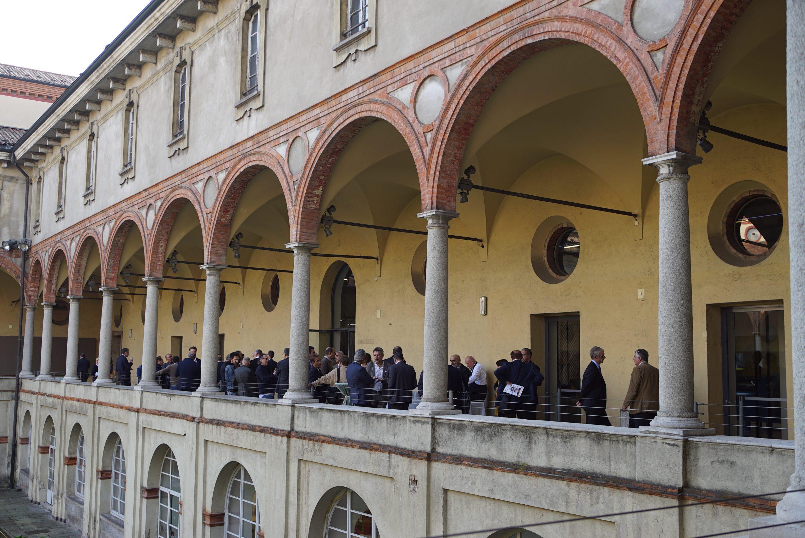 Festa della verniciatura italiana al Museo della scienza e della tecnologia di Milano