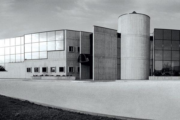 Lo stabilimento di Romagnoli situato a Castelfidardo, in provincia di Ancona.