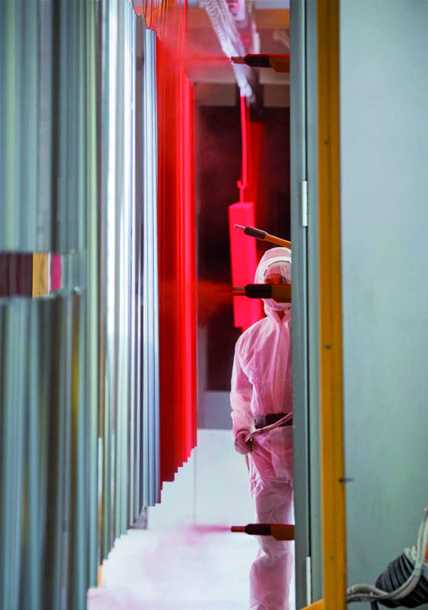 Innovazione per la qualità in una azienda leader di verniciatura per conto terzi