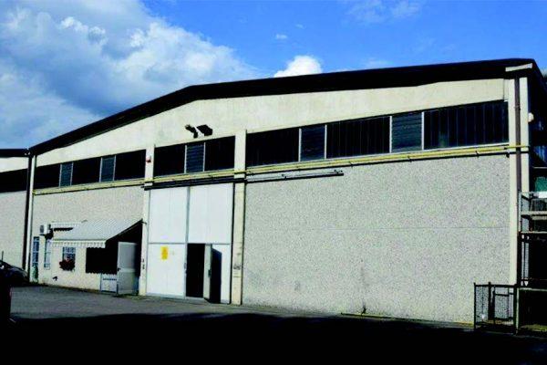 Le sedi di IVT Group, in provincia di Lodi, a Montanaso (verniciatura a polveri) e a Galgagnano (verniciatura a liquido).