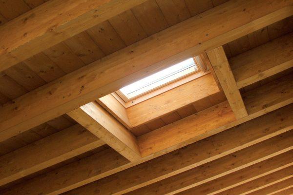 Qualche esempio di realizzazione di Mornico Legnami (coperture e casa in legno)