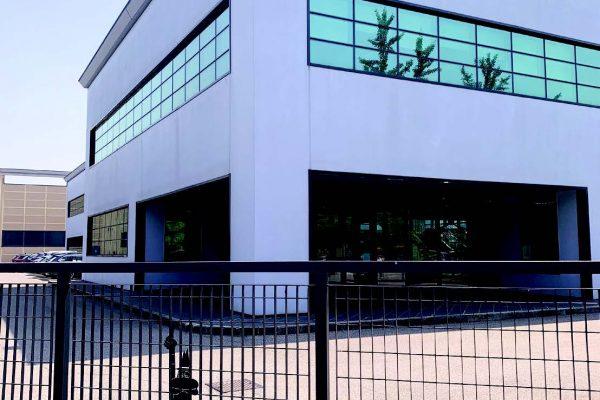 Il quartier generale di Bialetti Industrie situato a Coccaglio, in provincia di Brescia, sede dell'apparato commerciale e del laboratorio dove si effettuano le prove e il collaudo delle caffettiere