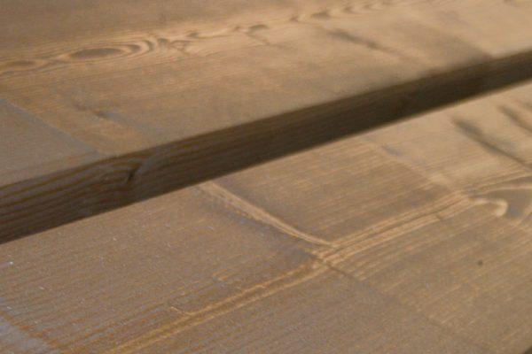 Alcuni esempi di travi ed elementi strutturali impregnati con prodotti HDG