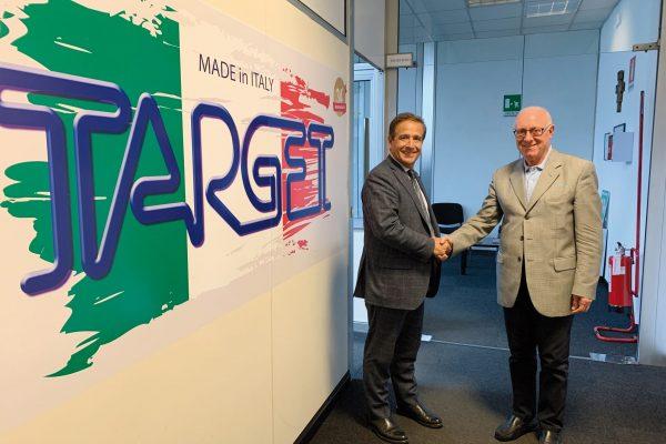 Target e Arsonsisi, una collaborazione che dura da più di vent'anni.