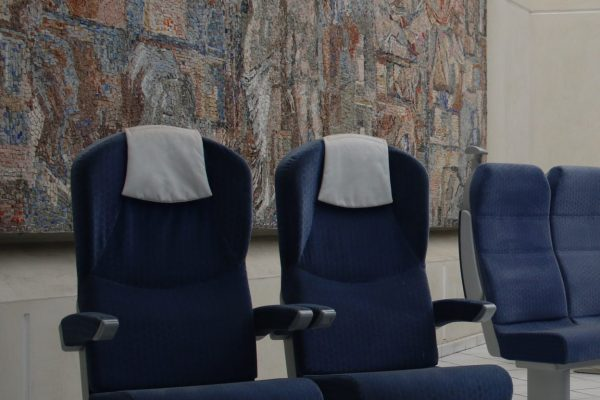 Nello showroom di CP International, azienda con sedi a Carrè in provincia di Vicenza e ad Atessa in provincia di Chieti, sono esposti alcuni modelli di sedili che vengono prodotti per i principali costruttori di auto, treni e altri mezzi di trasporto.