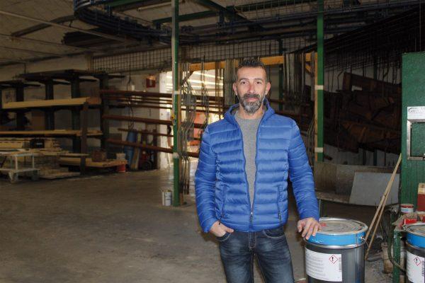 Davide Cioni, rivenditore Nuova Sivam con deposito per la regione Toscana.
