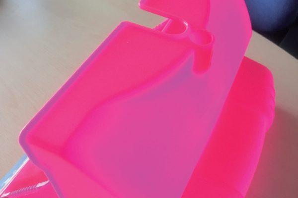 Anche in questo particolare settore si personalizzano i colori: una proposta di Fass per un cliente.