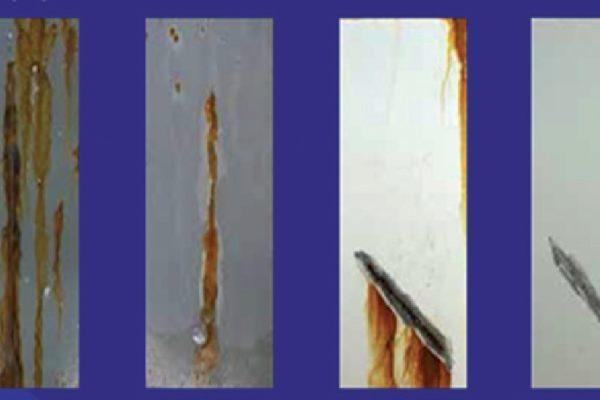 Confronto tra campioni trattati con cicli tradizionali e con cicli ibridi zinco-grafene.