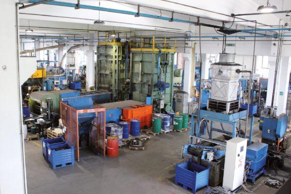 Nella zona industriale di Lavezzola la Facchini occupa diversi immobili.